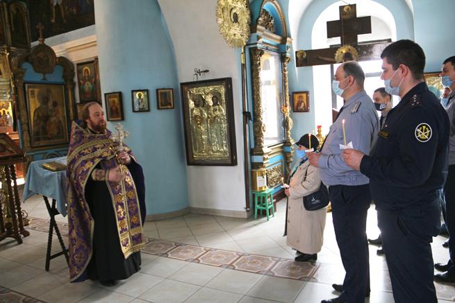 Сотрудники и ветераны УФСИН России по Республике Татарстан приняли участие во Всероссийской акции «Неделя молитвы»