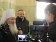 Митрополит Казанский и Татарстанский Феофан в день празднования Пасхи посетил следственный изолятор № 2