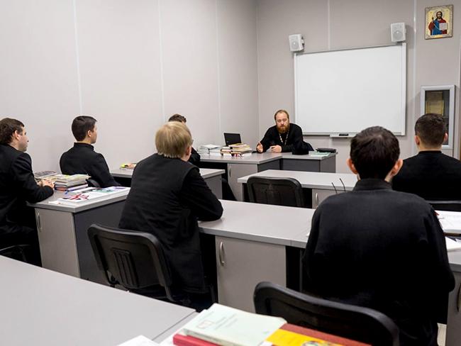 Студенты Казанской семинарии помогут священнослужителям в окормлении исправительных учреждений Татарстана
