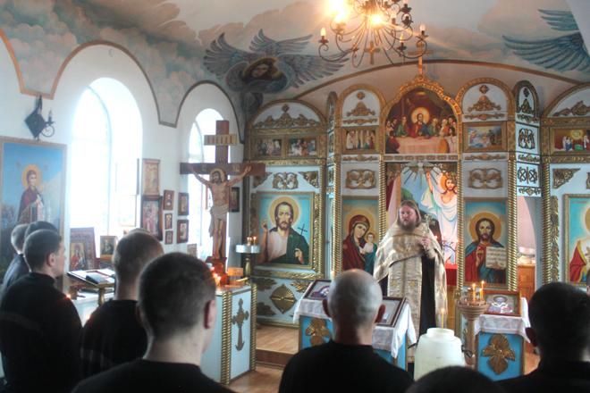 В исправительных учреждениях и следственных изоляторах Республики Татарстан отметили праздник Богоявления и Крещения