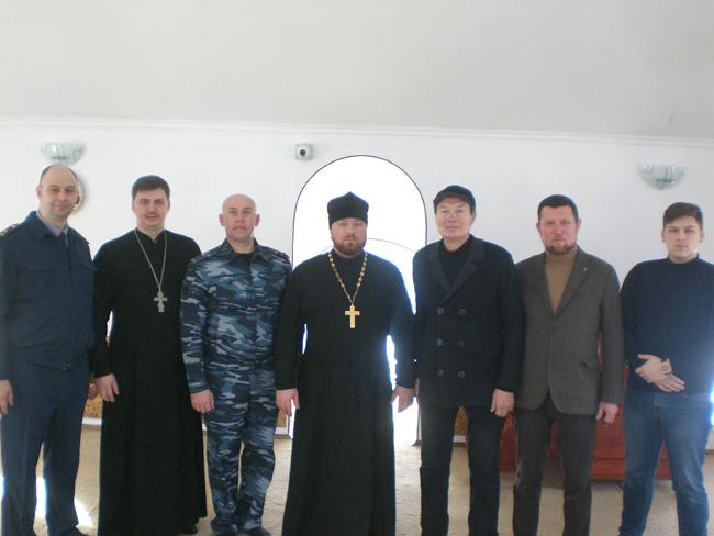 Представители Казанской епархии и Духовного управления мусульман Республики Татарстан совершили совместный визит в исправительную колонию №5