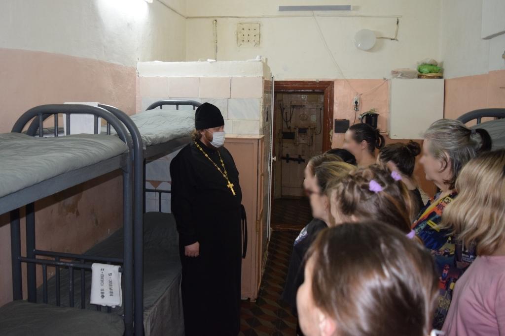 В исправительных учреждениях УФСИН России по Республике Татарстан проходят праздничные пасхальные мероприятия
